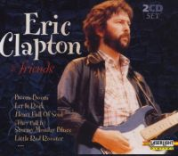 Cover Eric Clapton & Friends - Eric Clapton & Friends [2CD Set]